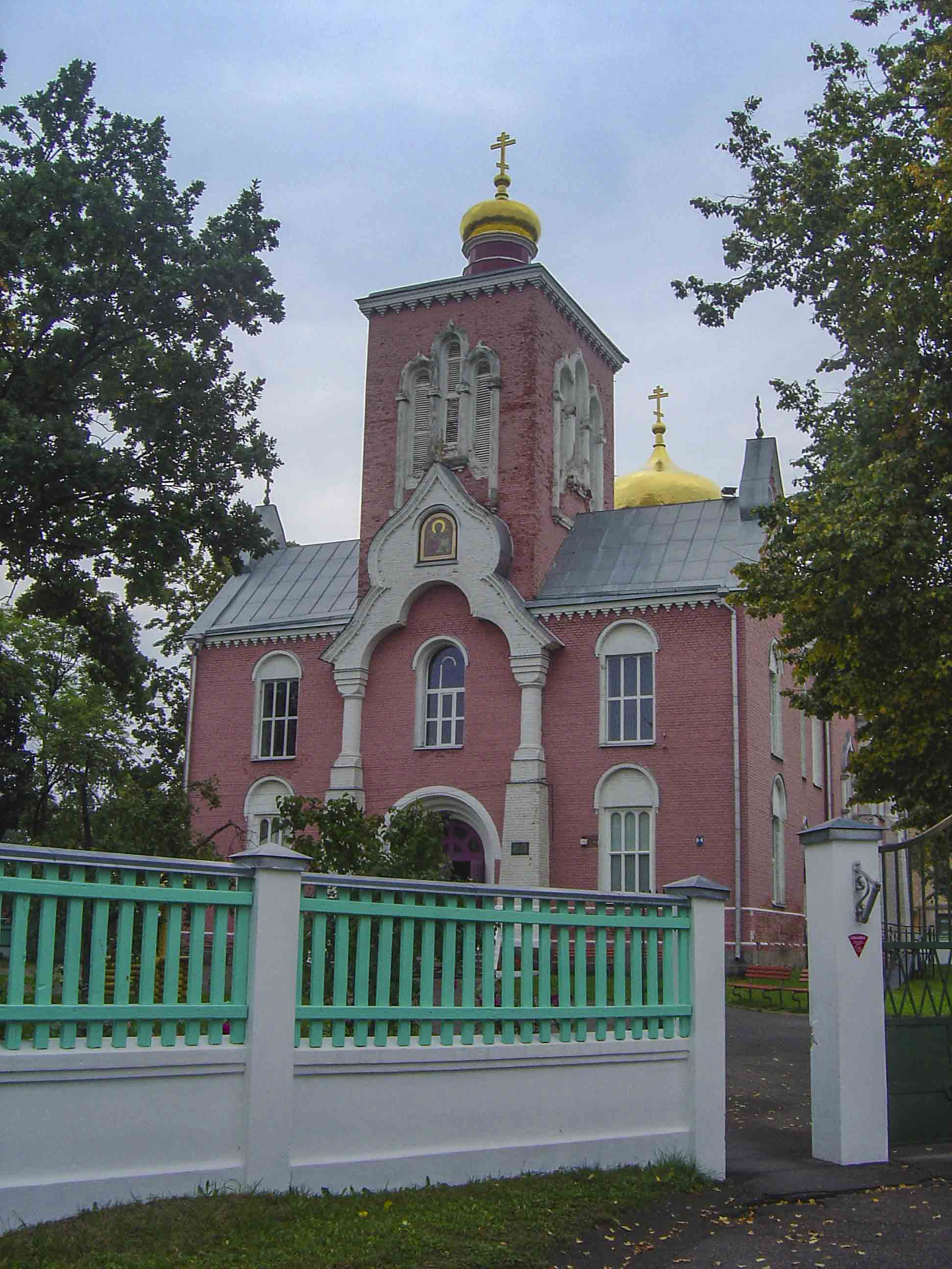 daugavpils old believers church