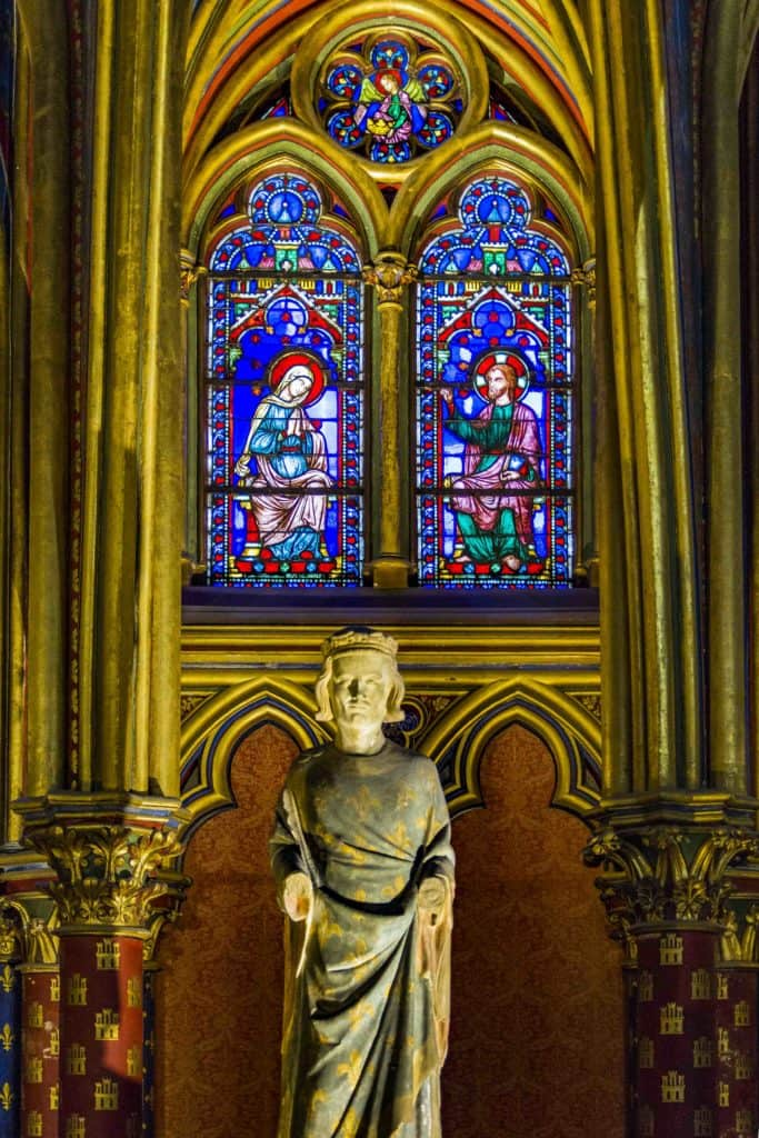 St. Louis-9-Sainte-Chapelle (lower-chapel)