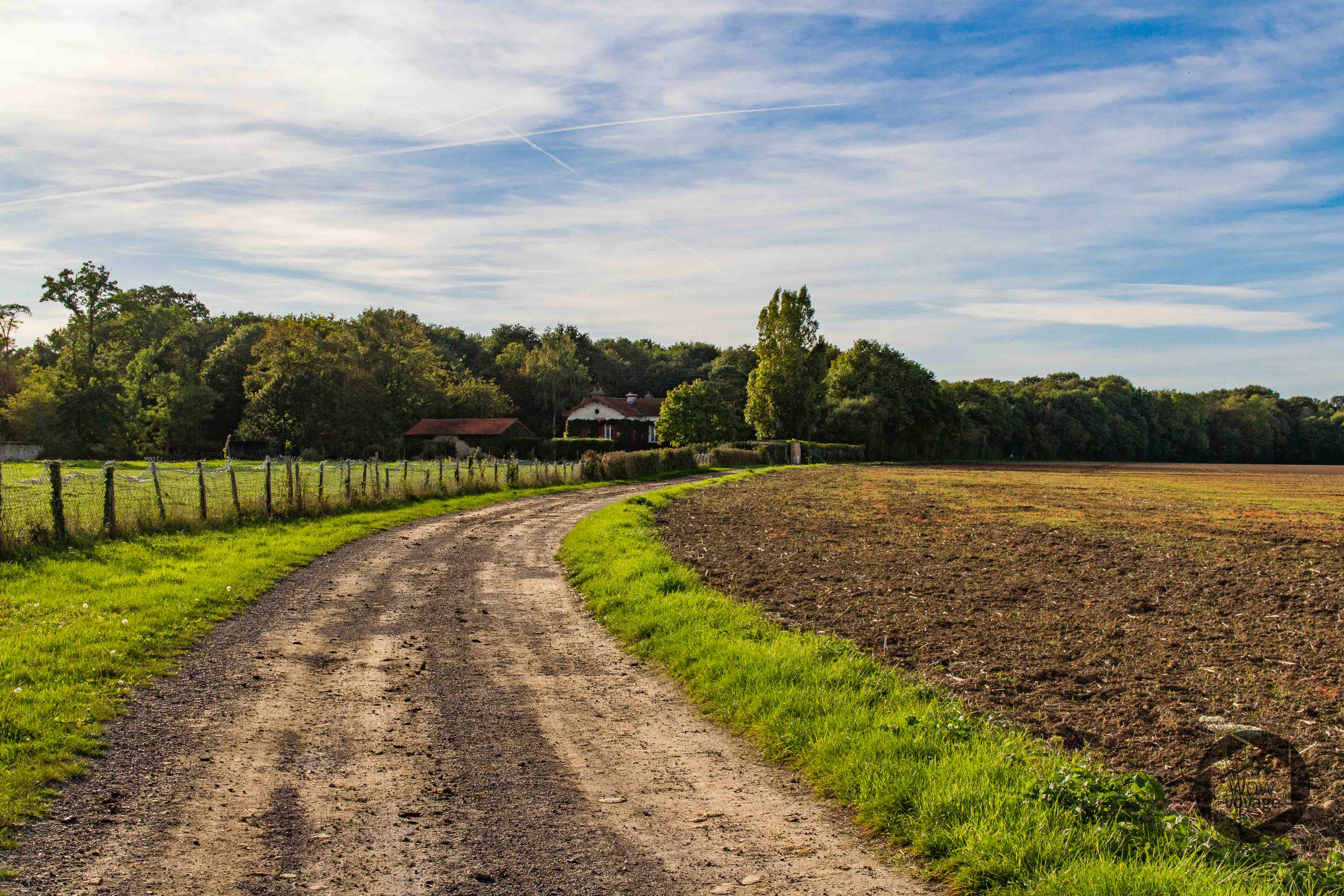 campagne automne